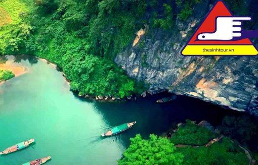 Tour Du lịch miền Trung 5 ngày 4 đêm trọn gói khám Quảng Bình – động Phong Nha