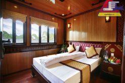 Phòng Nghỉ Tour Du Thuyền Golden Lotus Cruise