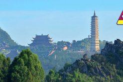 Tour Bái đính Trang An Phim Trường Kong