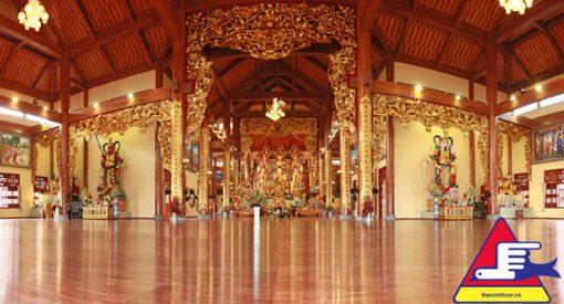 tour du lịch chùa ba vàng yên tử