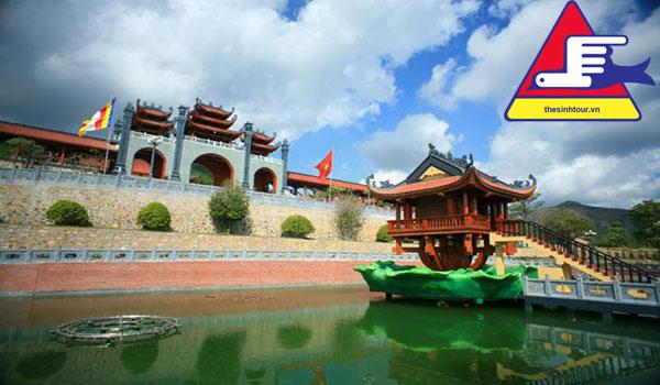 tour du lịch chùa ba vàng giá rẻ