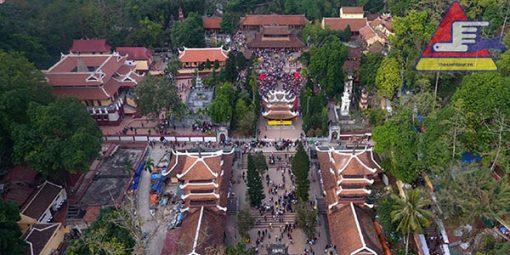 Tour du lịch chùa hương