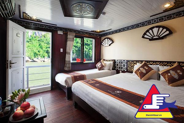 Tour du lịch du thuyền Apricot 4 sao 3 ngày 2 đêm 7