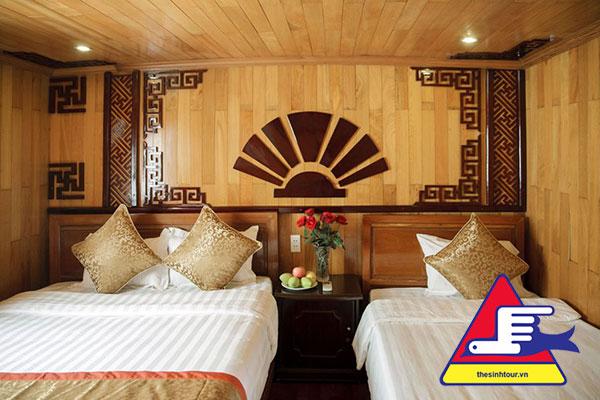 Tour du lịch Hạ Long 3 ngày 2 đêm du thuyền golden bay