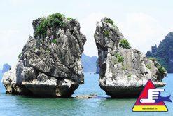 Tour Du Lịch Hạ Long Hang Sáng Hang Tối Tuần Châu 3 Ngày 2 đêm (tàu + Ks Tuần Châu)