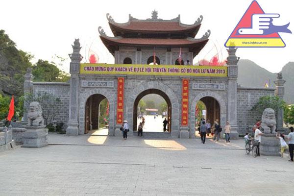 Tour 2N1Đ Khám Phá Ninh Bình: Bái Đính - Tràng An - Phim Trường Kong - Tam Cốc