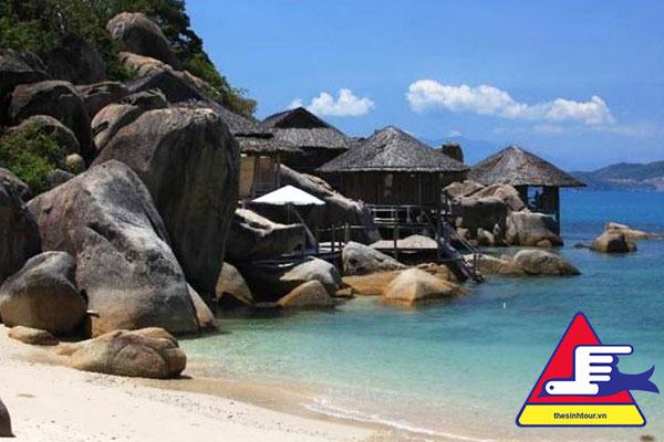 Tour du lịch Nha Trang 3 ngày 2 đêm - Khám phá Vịnh Ninh Vân
