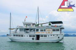 Tour Du Thuyền Golden Lotus Cruise Hạ Long 2 Ngày 1 Đêm