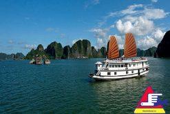 Tour Du Thuyền Vịnh Hạ Long 2 Ngày 1 Đêm Golden Bay