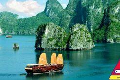 Tour Vịnh Hạ Long 1 Ngày – Hà Nội – Hạ Long (Tuyến Sửng Sốt – Ti Tốp)