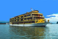Tour Du Lịch Du Thuyền 5 Sao Golden Cruise 9999