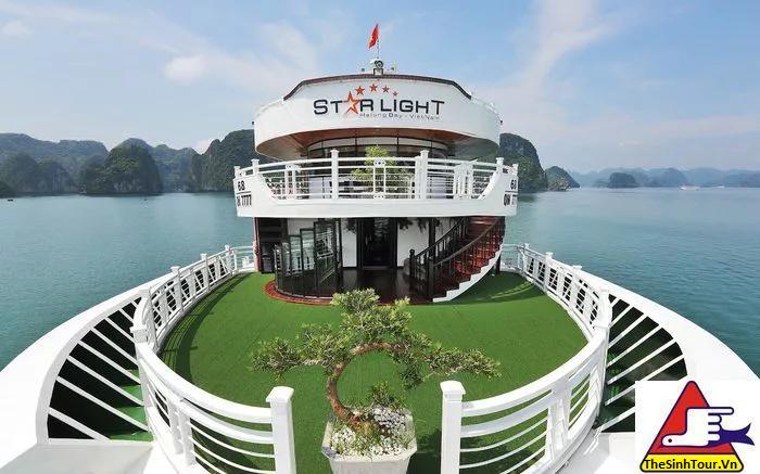 Du Thuyền Starlight Hạ Long 3 Ngày 2 đêm