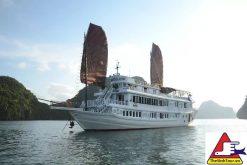 Du Thuyền 3 Sao V'Spirit Classic Cruise Hạ Long 3 Ngày 2 đêm