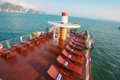 Tour Du Thuyền Cristina Diamond Cruise 2 Ngày 1 đêm