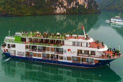 Tour Du Lịch Du Thuyền Mon Cheri Cruise 3 Ngày 2 Đêm